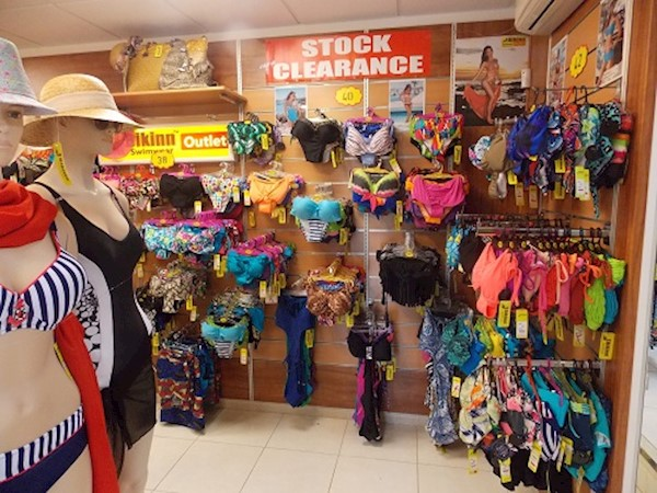 Swimwear Boutique