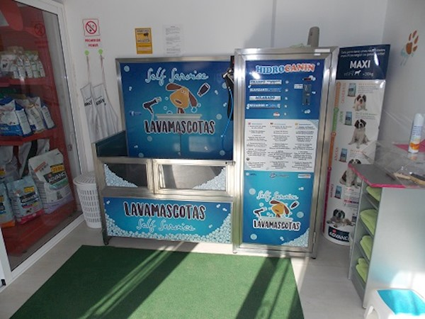 Self Service Pet Wash