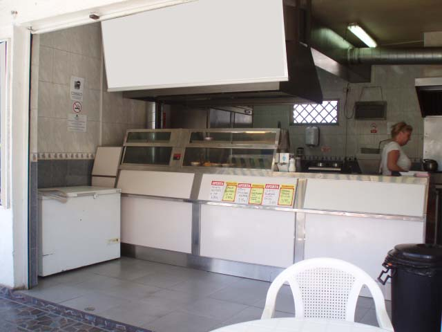 Fish and Chip Shop for Sale in Las Americas