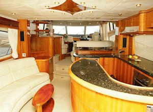 Luxury Yacht Charter Business for Sale