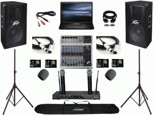 Sound Equipment Hire Company